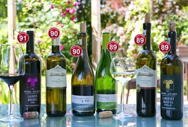 Die Besten der bonvinitas-Weinbewertung vom 24.6.2013