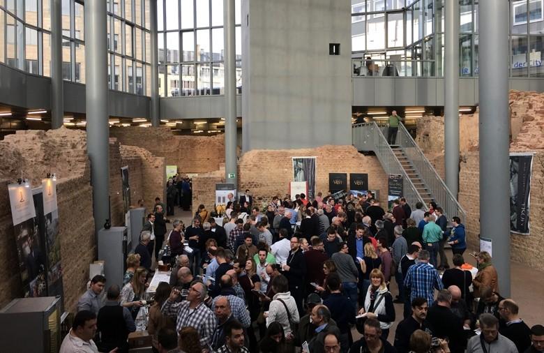 26. Weinforum Mosel zog über 2.000 Gäste an. Foto: Ansgar Schmitz