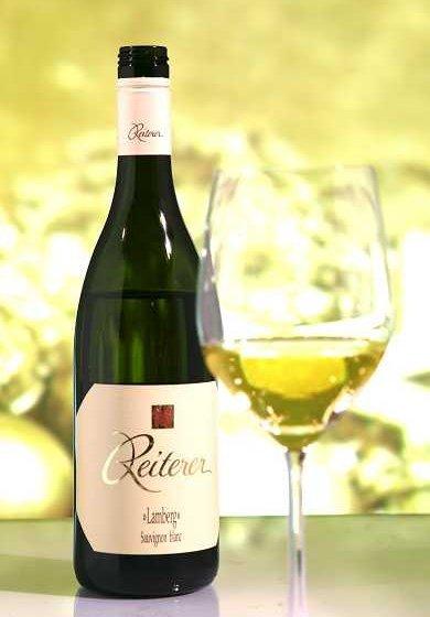 Raffiniert kombiniert mit einem flotten Sauvignon blanc vom Weingut Reiterer aus der österreichischen Weststeiermark.