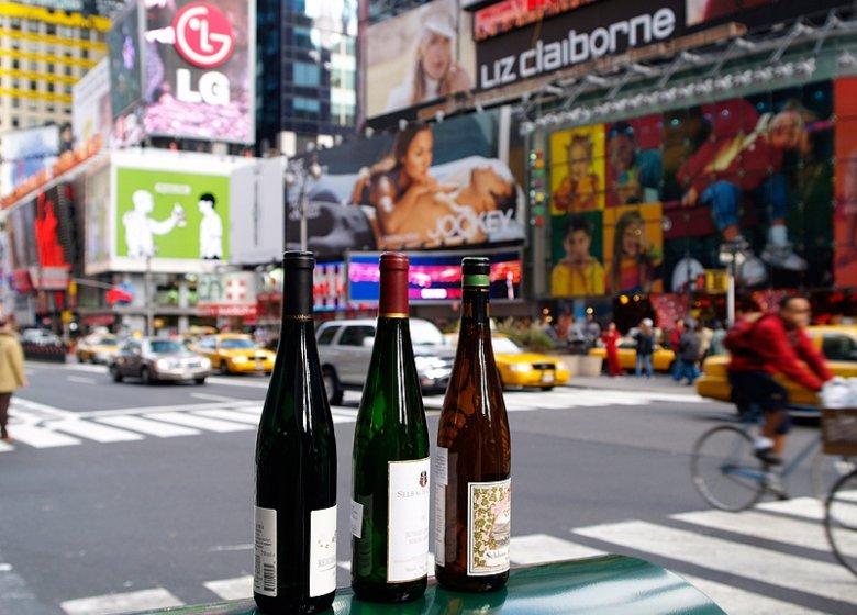 Deutschland exportiert weniger, aber teureren Wein