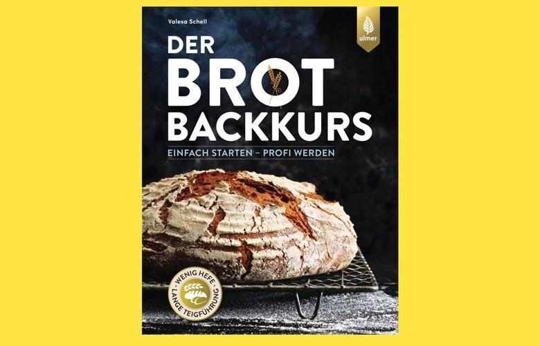 Sein eigenes Brot backen – vom easy Einstieg bis zum Profi. In ihrem Buch erklärt Valesa Schell wie's geht - viele Sorten