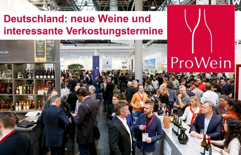 Die bonvinitas Vorschau auf die ProWein 2018: deutsche Weine