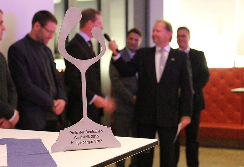 Der Preis der Deutschen Weinkritik des Vereins Weinfeder wurde zum 9. Mal in Mainz vergeben.