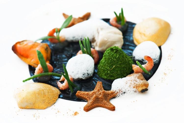 Inspiration aus der Nordsee von Michelin-Stern-Koch Tim Extra