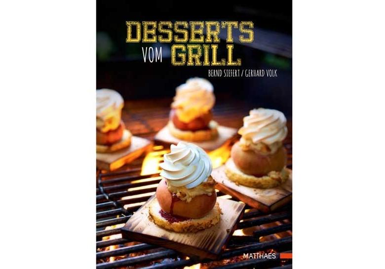 Desserts vom Grill