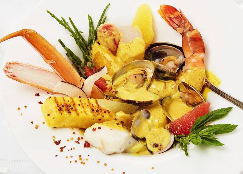 Edel und schmackhaft: Meeresfrüchte Casimir