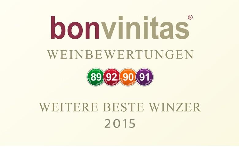 Die besten Weinerzeuger 2015
