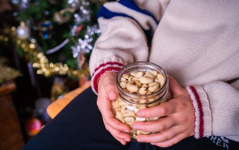 Eine knackige Überraschung -  Geschenkideen für den Adventskalender. Foto: Isacco Emiliani
