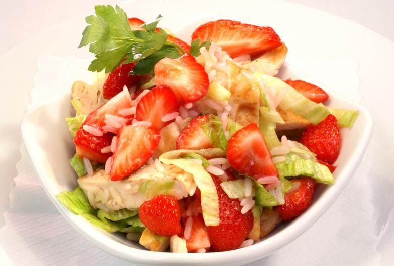 Pfunde runter mit Erdbeeren