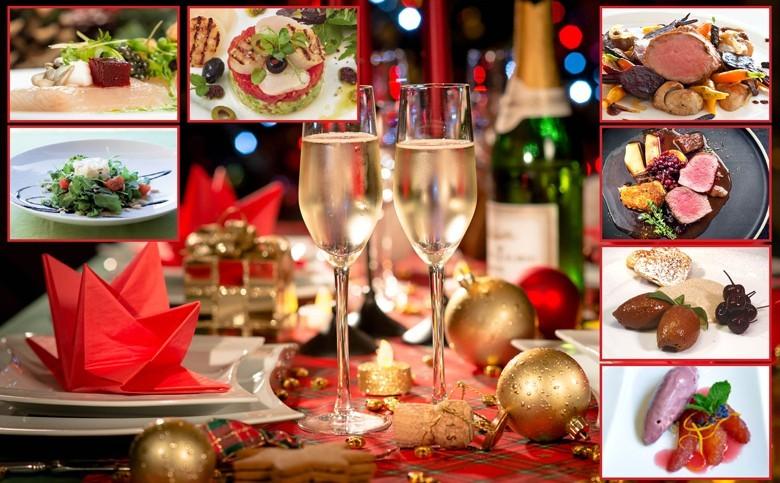 Super Weihnachtsmenü-Ideen für ein feierliches Fest mit Rezepten und besten Weintipps
