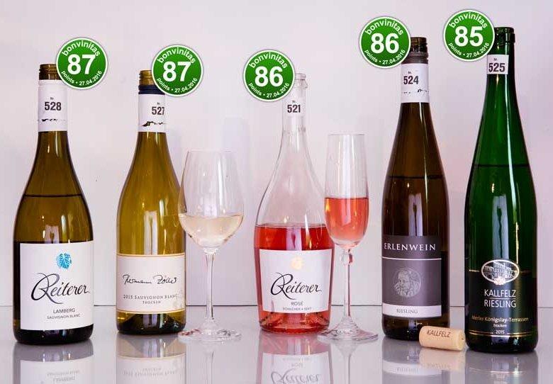 leichte trockene Weine bis 12 % und dennoch große Klasse