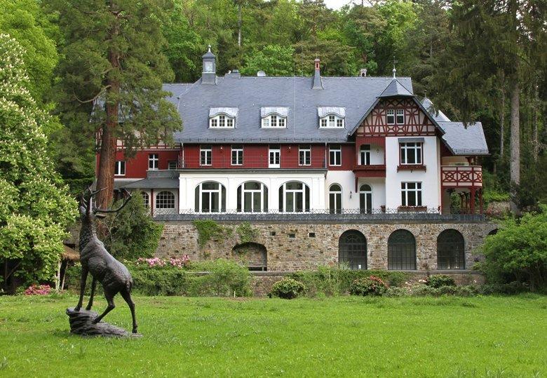 Forstgut Schloss Calmuth bei Remagen. Foto: privat
