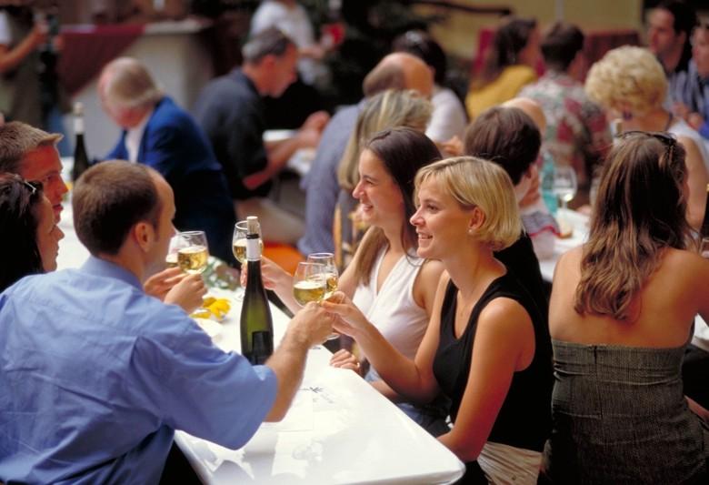 Weinkonsum in Deutschland stabil. Foto: Deutsches Weininstitut
