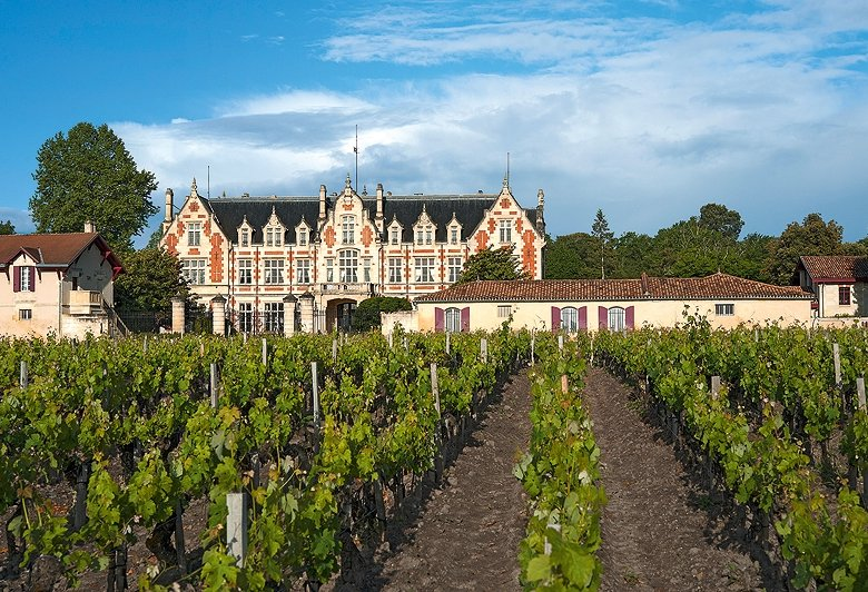 "Château Cantenac Brown / Quelle: Johannes Grau für ""Fine – Das Weinmagazin"""