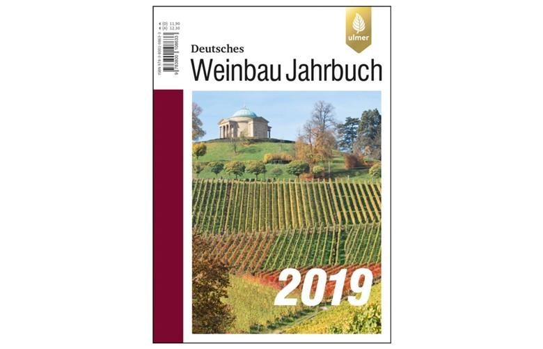 Deutsches Weinbau Jahrbuch 2019 erschienen