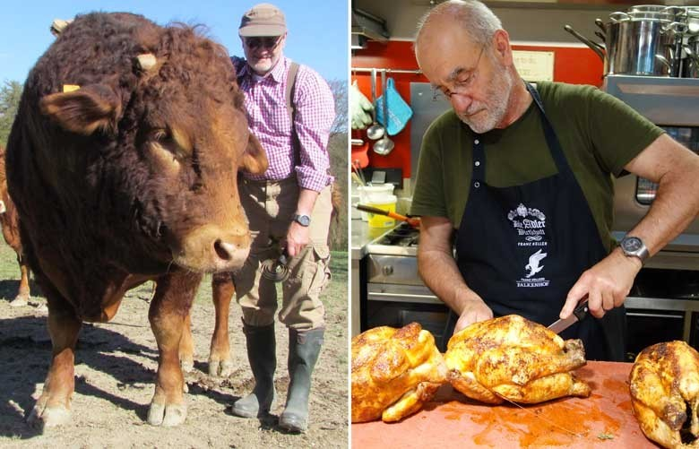 Interview mit FRANZ KELLER - einer der ambitioniertesten Köche Deutschlands. Die Kontrolle über die Ernährung zurückgewinnen - ein ernster Weckruf!