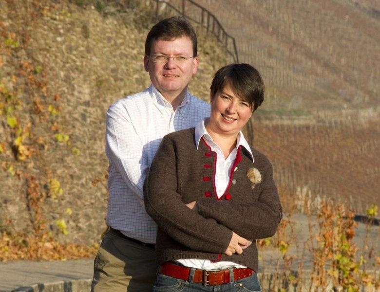 Jürgen und Maren Fendt. Foto: PR