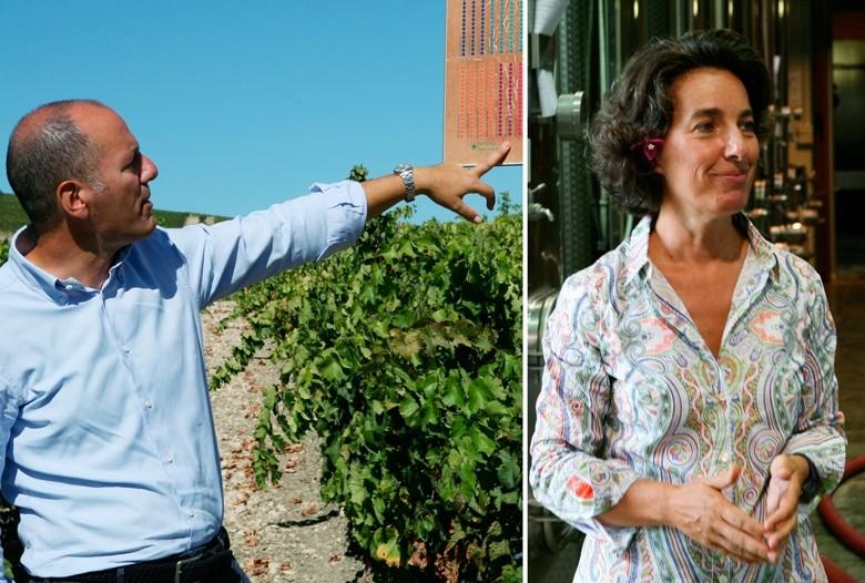 Donnafugata - das sind zuallererst die beiden leitenden Familienmitglieder: Antonio Rallo und seine Schwester, José Rallo.
