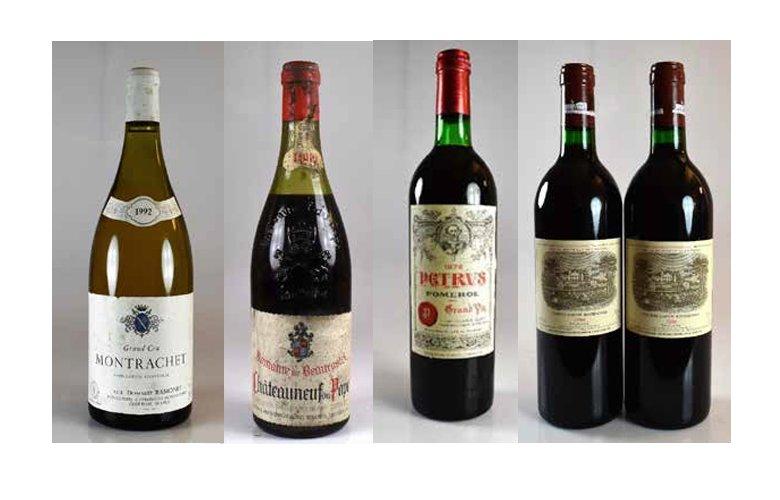 Wein-Präsenzauktion von Koppe&Partner