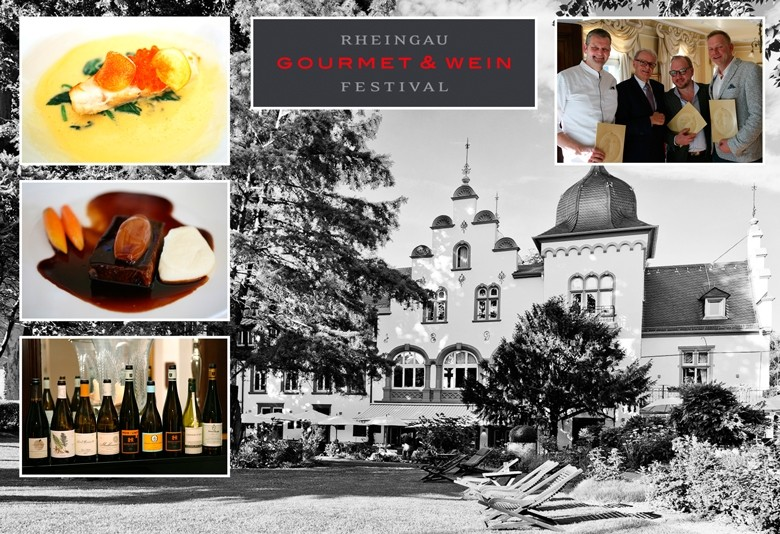 Rheingau Gourmet & Wein Festival: vom Lunch am 23.2.2018