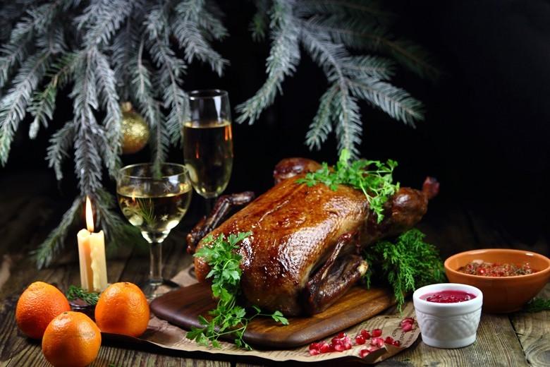 Das festlich-genießerische Weihnachtsmenü mit guten Weinen - zu Hause in der Familie oder mit guten Freunden