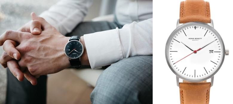 Gewinnspiel: Uhren von Henri Benett zu gewinnen