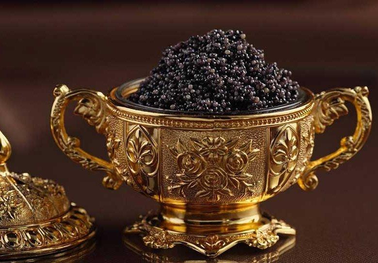 Kaviar, auch Perlen der Lust genannt. Foto: Aquatir