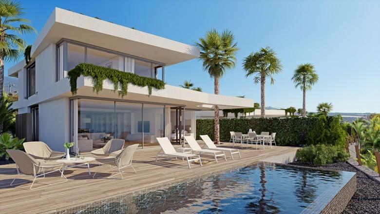Teneriffa-Urlaub und mehr: Neue Luxus-Villen auf Teneriffa zu kaufen