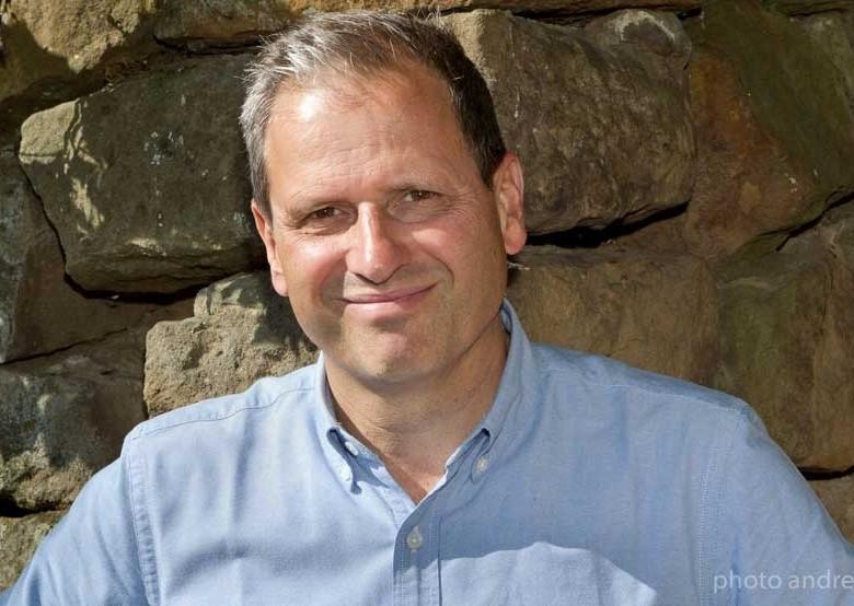 Steffen Christmann, Weingut Christmann, Präsident des VDP. Foto: Andreas Durst