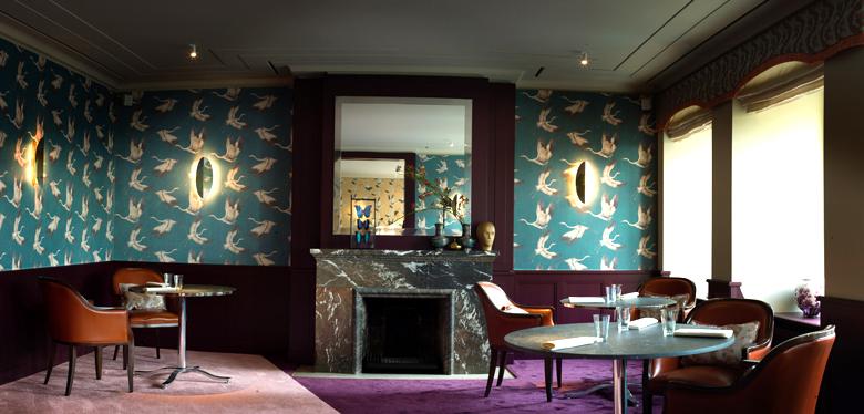 Das neue Dallmayr ALOIS Fine Dining Restaurant im Münchner Stammhaus. Foto: David Maupilé