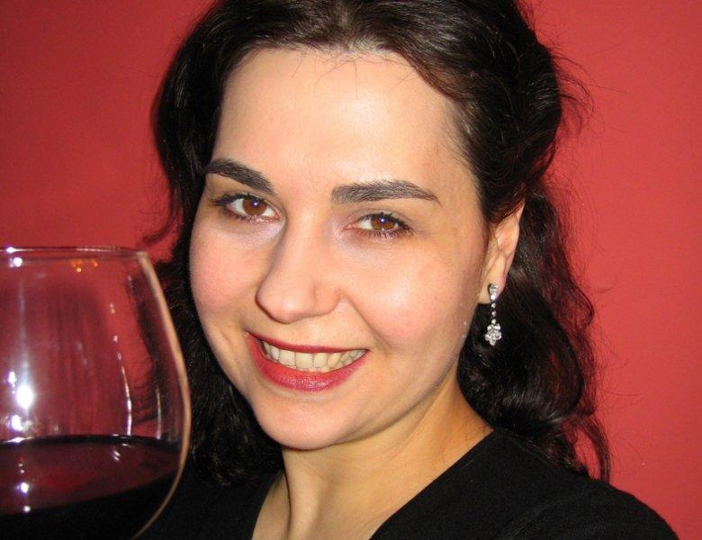 Anne Krebiehl – Master of Wine.